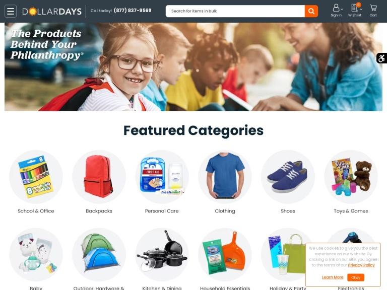 Dollardays screenshot