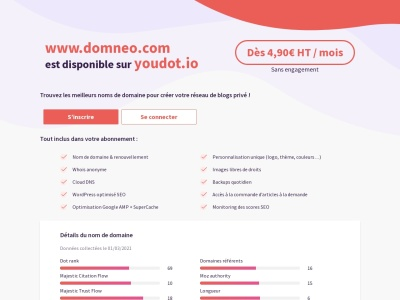 DomNeo portail immobilier neuf