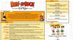 www.don-mcduck.de Vorschau, Don McDuck