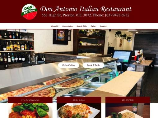 Best Pizza Restaurant in Preston – Pizza Delivery Coburg, Reservoir