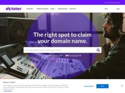 Dotster screenshot