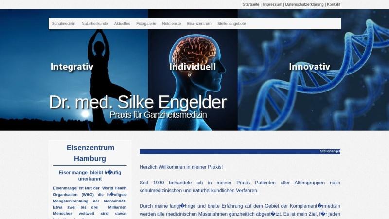 www.dr-engelder.de Vorschau, Dr. med. Silke Engelder
