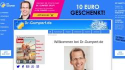www.dr-gumpert.de Vorschau, Dr. Gumpert - Medizin Online