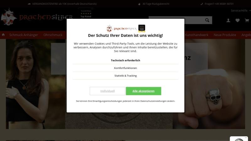 www.drachensilber.de Vorschau, Drachensilber, Kerstin Weber