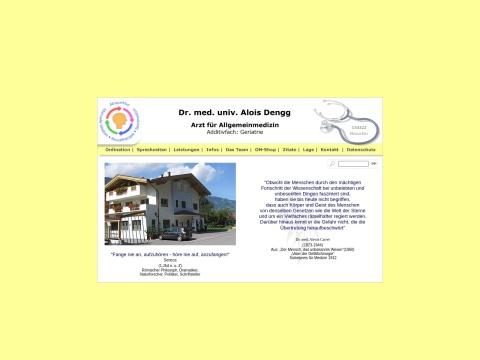 Dr.med. Alois Dengg