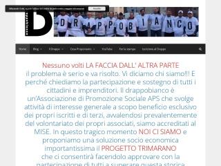 screenshot drappobianco.it