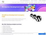 WordPress development development in India