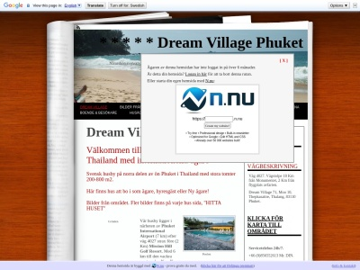 www.dreamvillagephuket.n.nu