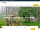 Weekend Getaway in Dhanaulti | Hotels in Dhanaulti