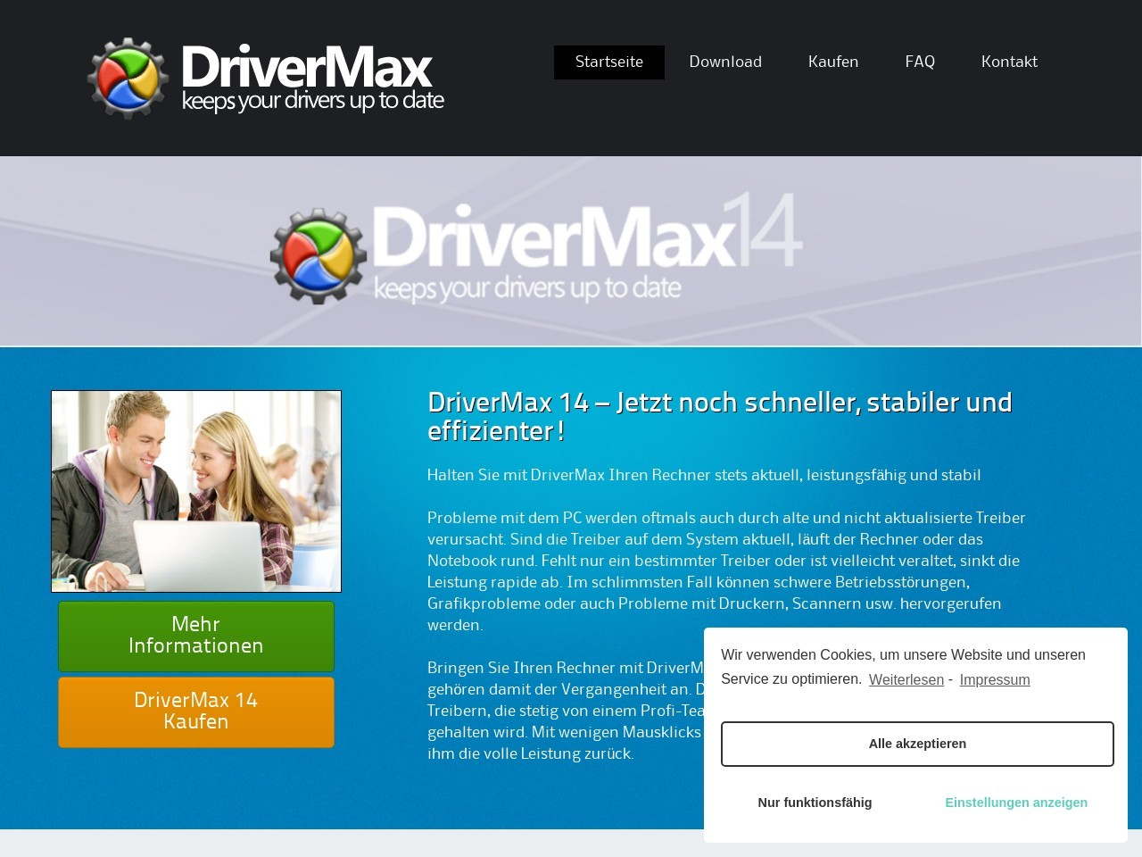15% off – DriverMax 30-Tages Lizenz