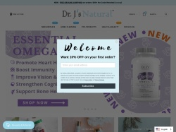 Drjsnatural coupon codes September 2018