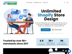 Dropship For Sale