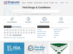Effexor - FDA prescribing information, side effects and uses
