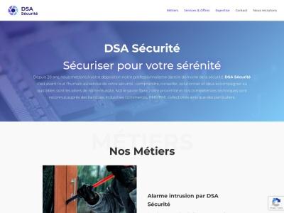 DSA Sécurité