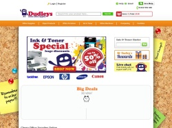 Dudleysonline.co.uk coupon codes February 2018