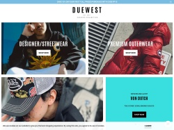 Duewest coupon codes April 2018