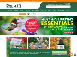 Duncraft Wild Bird Superstore screenshot