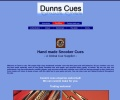 http://www.dunns-cues.com