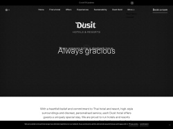 Dusit Hotels & Resort