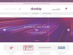 Duvalay.co.uk coupon codes March 2018