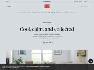 Design Within Reach: The Best in Modern Furniture and Modern Designのスクリーンショット