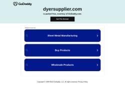 Dyer Supplier