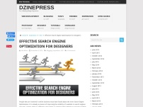 Effective Search Engine Optimization for Designers