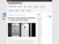 Beautiful Wallpapers of iPhone 4S – To Make Aesthetic Sense