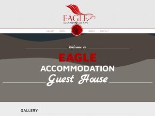 Screenshot for eagleaccommodation.co.za