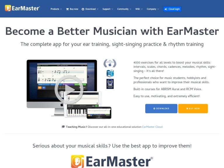 EarMaster Coupon Codes screenshot