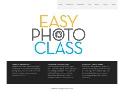 Easy Photo Class screenshot