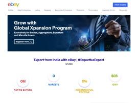 Online store eBay