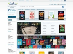 eBooks.com screenshot