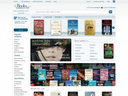 Ebooks.com screenshot