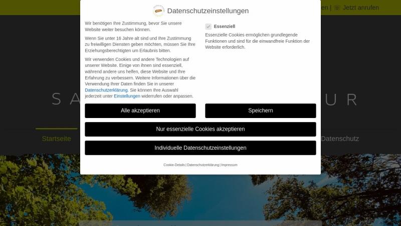 www.eckhardt-sarg.de Vorschau, Sargfabrik Eckhardt