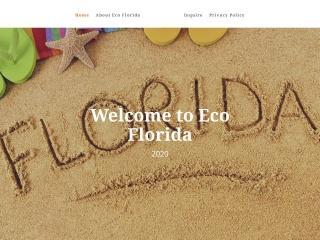 Screenshot for ecofloridamag.com
