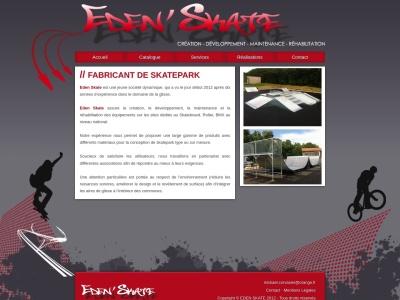 Eden-Skate - Fabricant de Skatepark