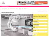 Diploma in X-Ray Technology, ADMISSION, ELIGIBILITY, FEE, SYLLABUS