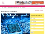 MCA |MASTER IN COMPUTER APPLICATIONS, ELIGIBILITY, FEE, JOBS, INSTITUTE