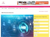 MBA HR (Human Resource), ADMISSION, ELIGIBILITY, FEE, SYLLABUS