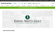 Edwin Watts Golf thumbshot logo