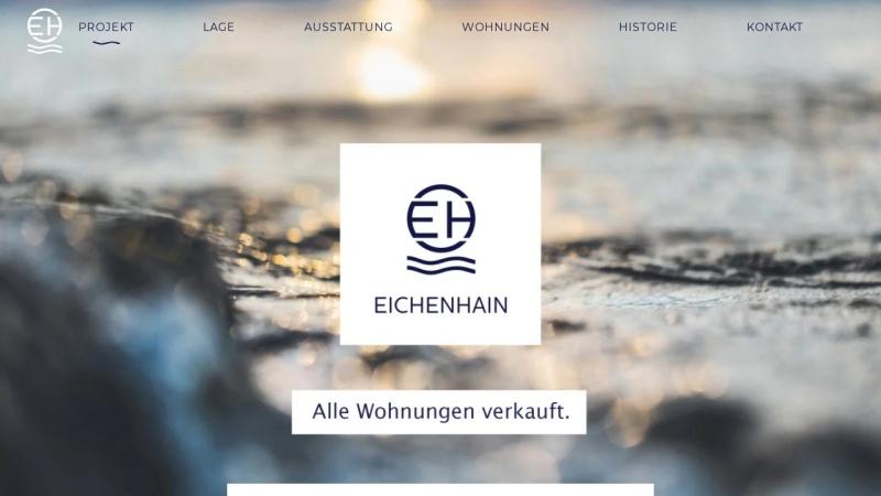 www.eichenhain.de Vorschau, Seehotel Eichenhain