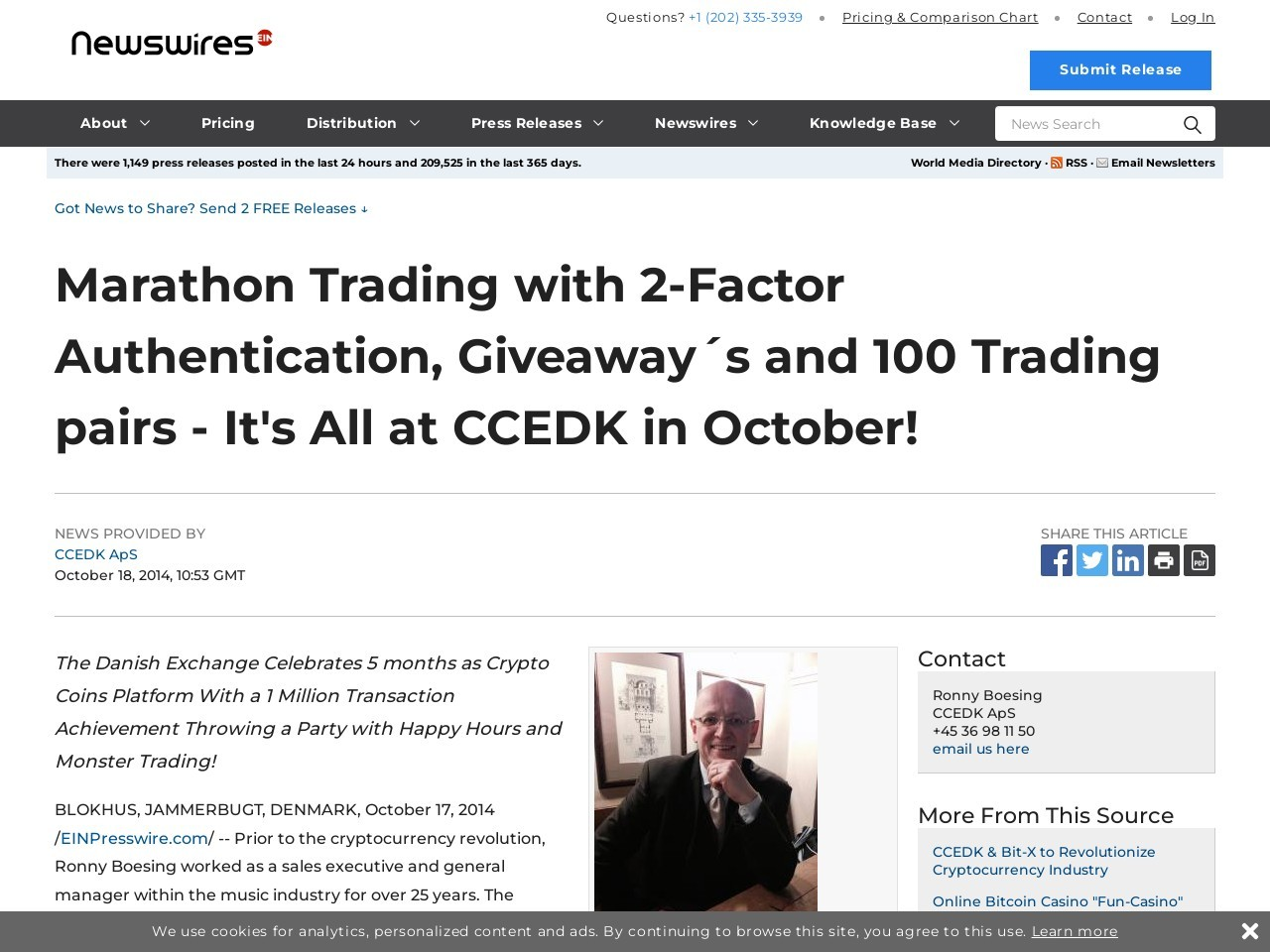 Marathon Trading with 2-Factor Authentication, Giveaway´s and 100 Trading …