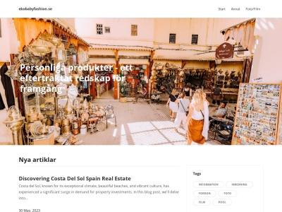 www.ekobabyfashion.se