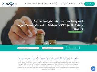 Screenshot bagi elawyer.com.my