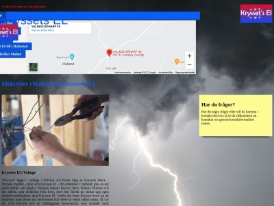 www.elektrikerhalland.se
