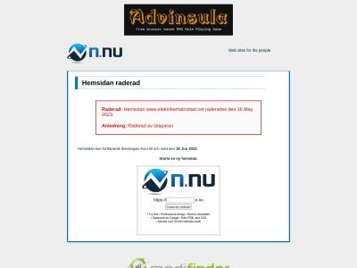www.elektrikerhalmstad.net
