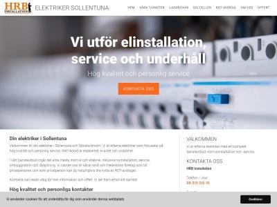 www.elektrikersollentuna.nu
