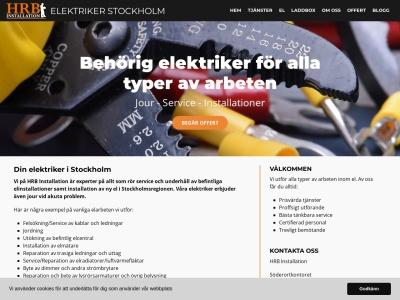 www.elektrikerstockholm.nu