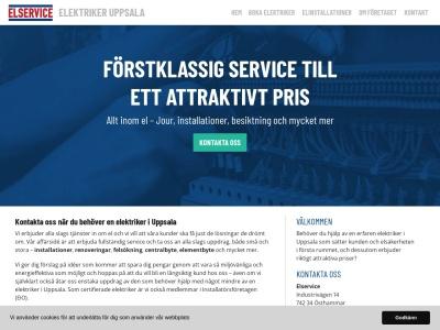 www.elektrikeruppsala.nu